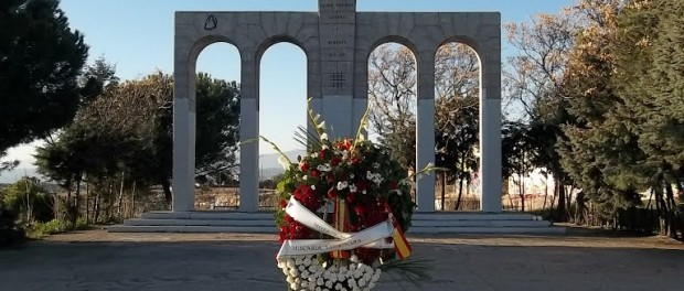 Majadahonda: Homenaje a Mota y Marín